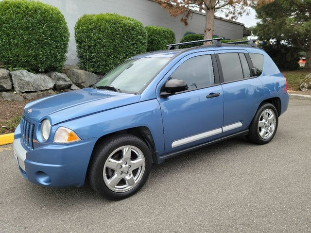 2007 Jeep Compass Limited 4WD