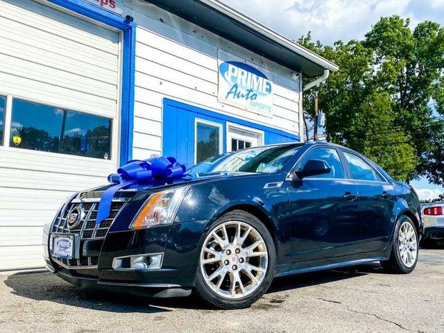 2012 Cadillac CTS 3.6L Premium AWD