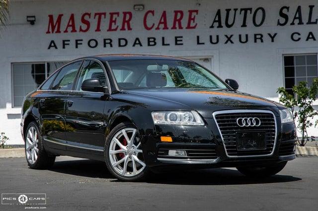 2010 Audi A6 3.2 Premium Plus Sedan FWD