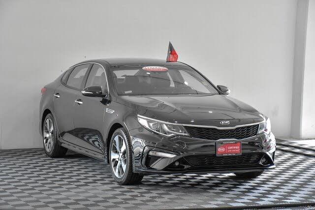 2019 Kia Optima S FWD