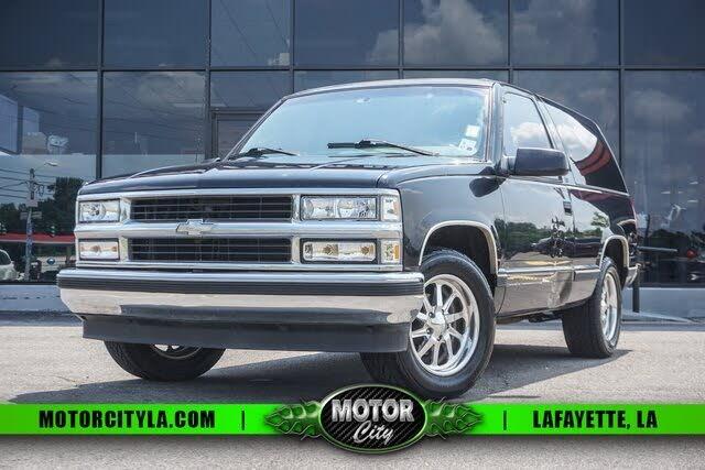 1996 Chevrolet Tahoe LS 2-Door RWD