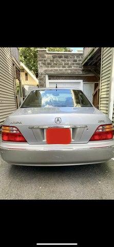 2002 Acura RL 3.5 FWD