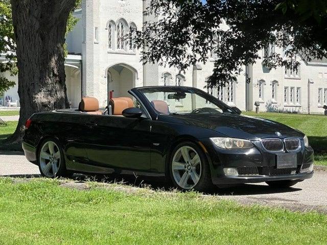 2007 BMW 3 Series 335i Convertible RWD