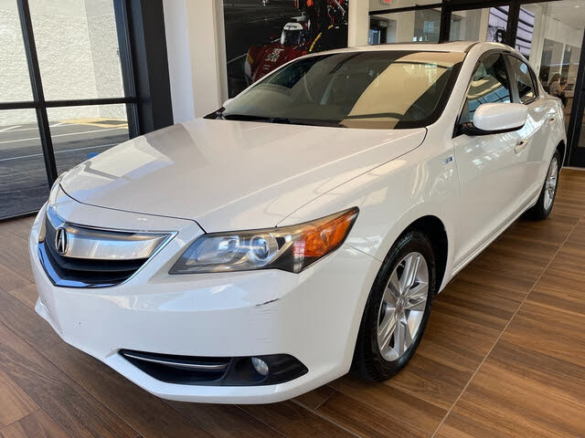 2014 Acura ILX Hybrid 1.5L FWD with Technology Package