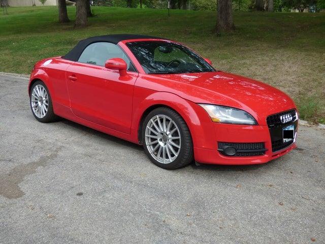 2008 Audi TT 3.2 quattro Roadster AWD