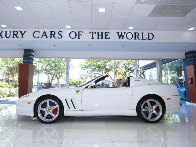 2005 Ferrari Superamerica RWD