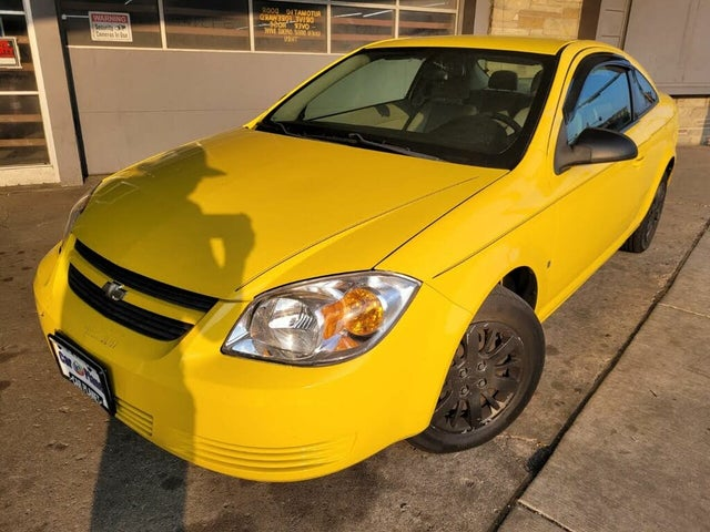 2009 Chevrolet Cobalt LS Coupe FWD