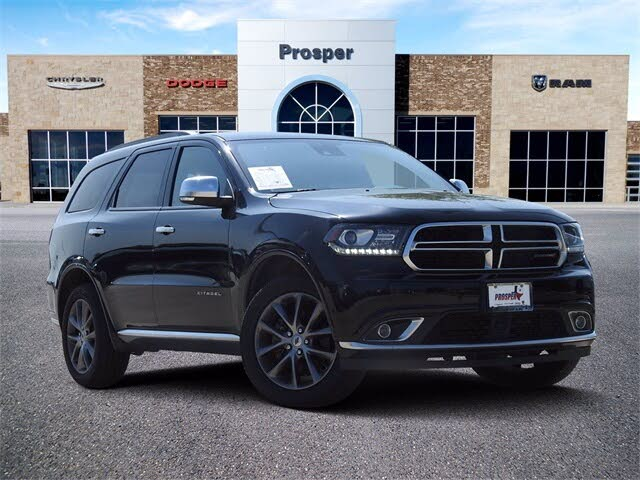 2020 Dodge Durango Citadel Anodized Platinum AWD