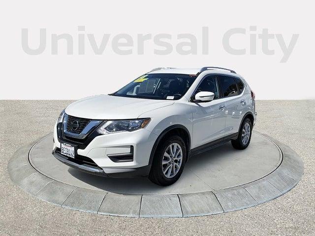 2018 Nissan Rogue SV FWD