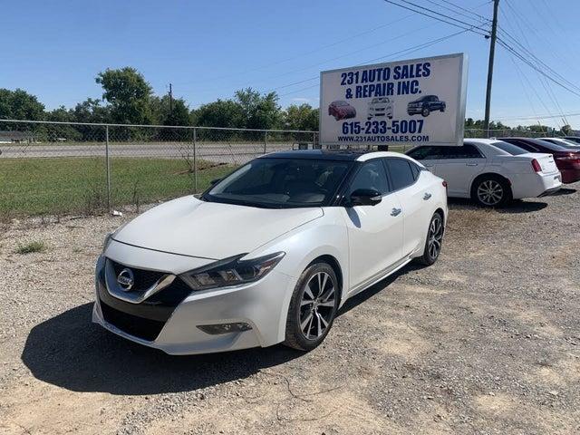 2018 Nissan Maxima Platinum FWD
