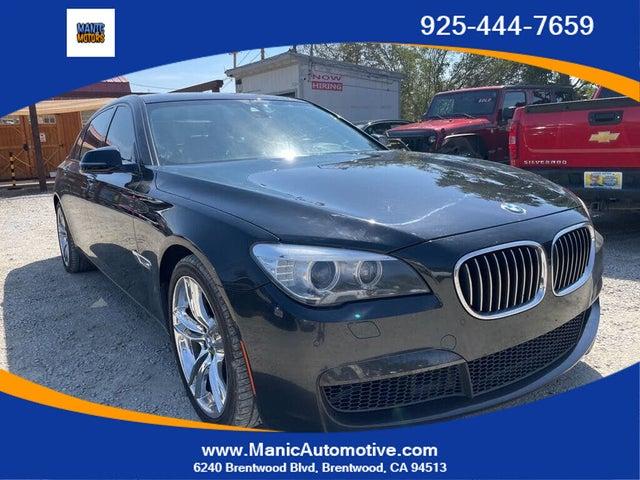2013 BMW 7 Series 750Li RWD