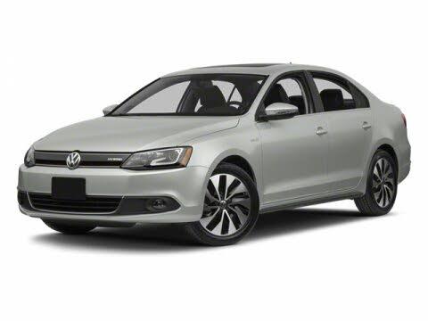 2013 Volkswagen Jetta Hybrid SEL Premium FWD