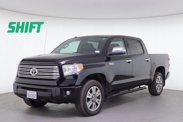2014 Toyota Tundra Platinum CrewMax 5.7L 4WD