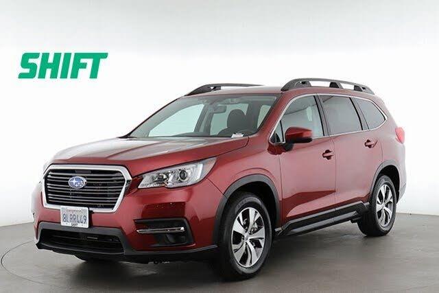 2020 Subaru Ascent Premium 8-Passenger AWD