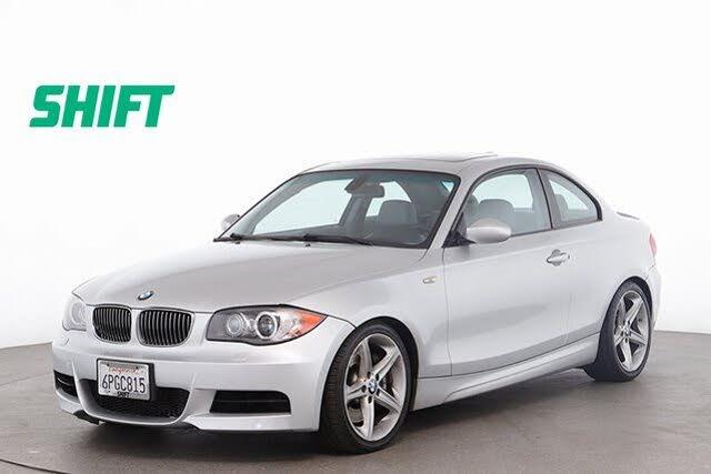 2009 BMW 1 Series 135i Coupe RWD