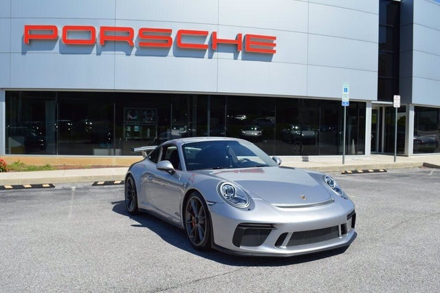 2018 Porsche 911 GT3 Coupe RWD