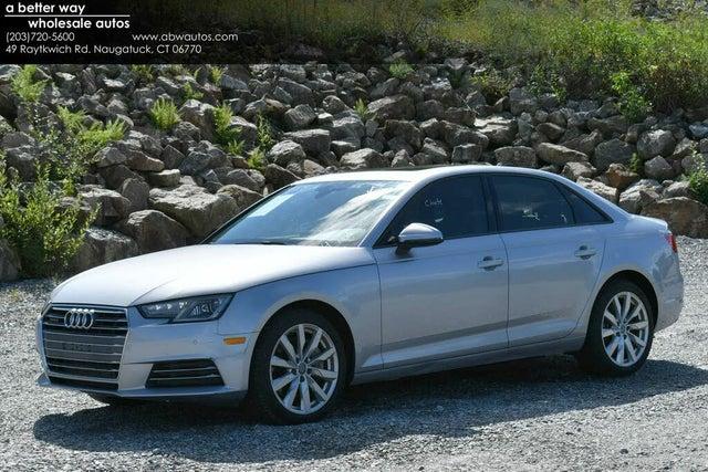 2017 Audi A4 2.0T quattro Premium AWD