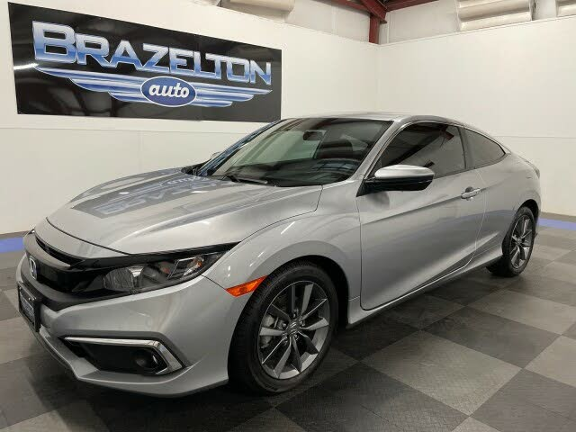 2019 Honda Civic Coupe EX FWD