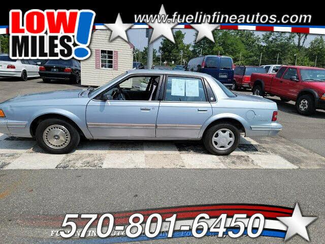 1994 Buick Century Special Sedan FWD