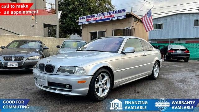 2001 BMW 3 Series 325Ci Coupe RWD