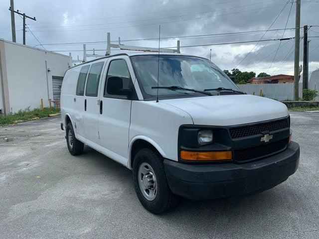 2011 Chevrolet Express Cargo 2500 RWD