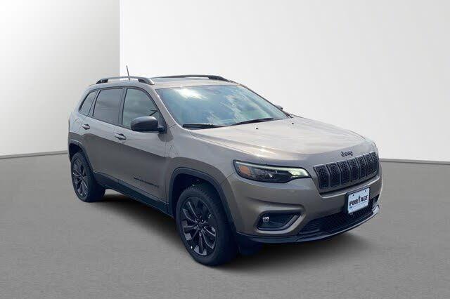 2021 Jeep Cherokee 80th Anniversary 4WD