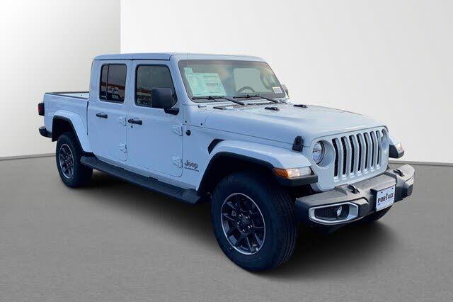 2021 Jeep Gladiator Overland Crew Cab 4WD