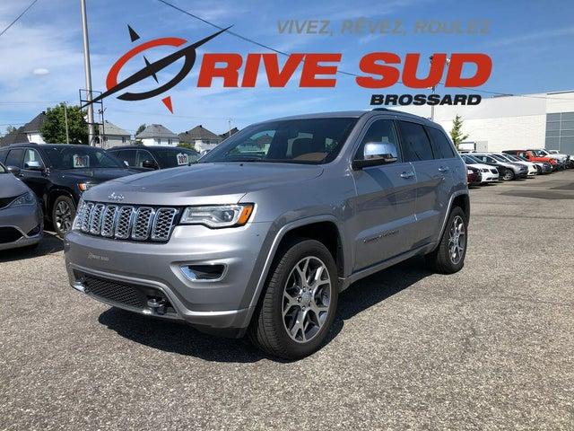 2021 Jeep Grand Cherokee Overland 4WD