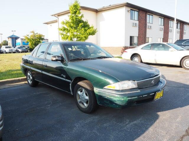 1998 Buick Skylark Custom Sedan FWD