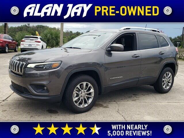 2021 Jeep Cherokee Latitude Plus 4WD