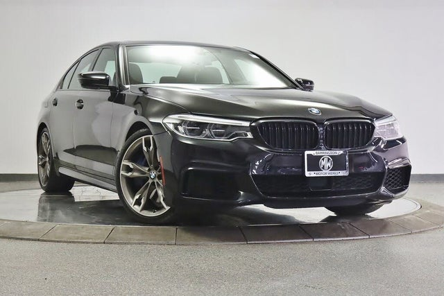 2019 BMW 5 Series M550i xDrive Sedan AWD