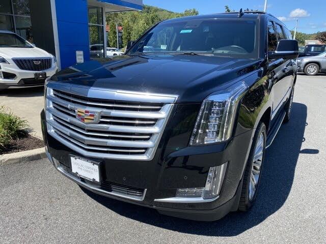 2016 Cadillac Escalade ESV Platinum 4WD