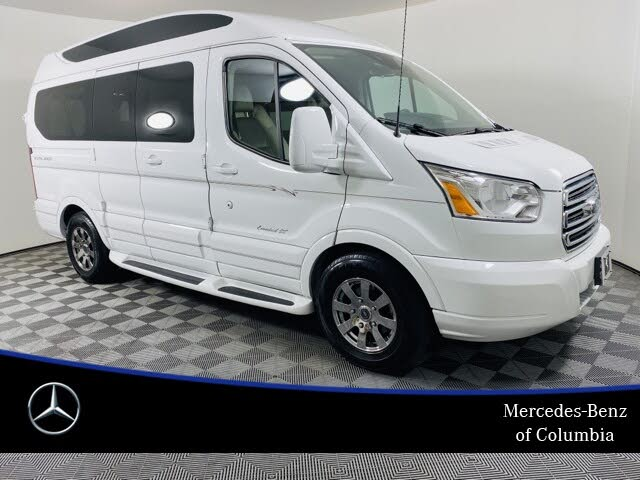 2018 Ford Transit Cargo 150 3dr SWB Low Roof Cargo Van with 60/40 Passenger Side Doors