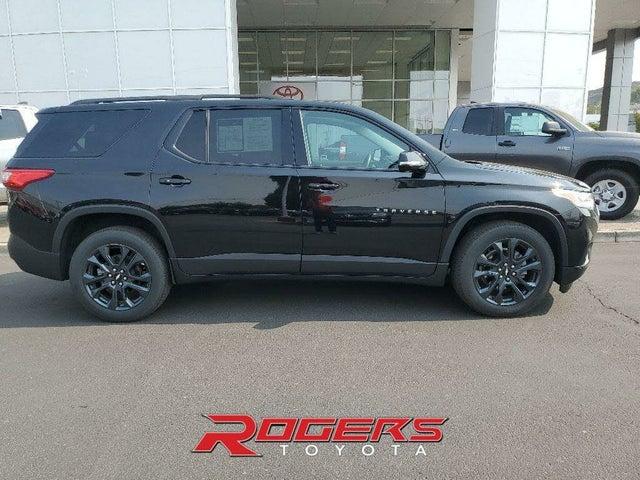 2020 Chevrolet Traverse RS AWD