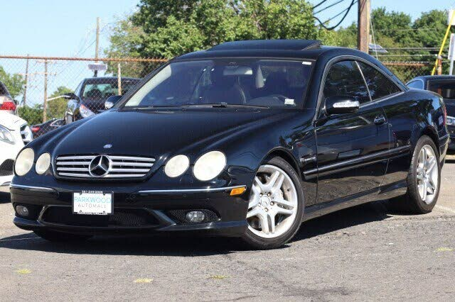 2005 Mercedes-Benz CL-Class CL AMG 55
