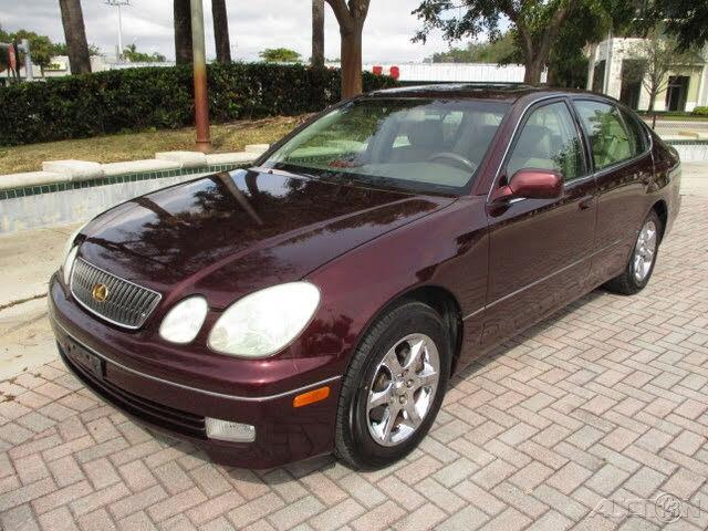 2003 Lexus GS 300 300 RWD