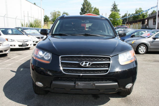 2008 Hyundai Santa Fe 3.3L Limited AWD