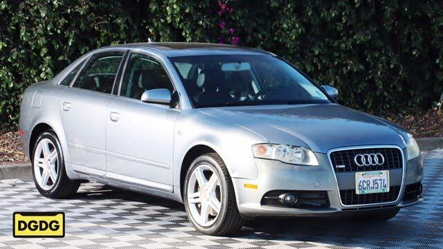 2008 Audi A4 2.0T Sedan FWD