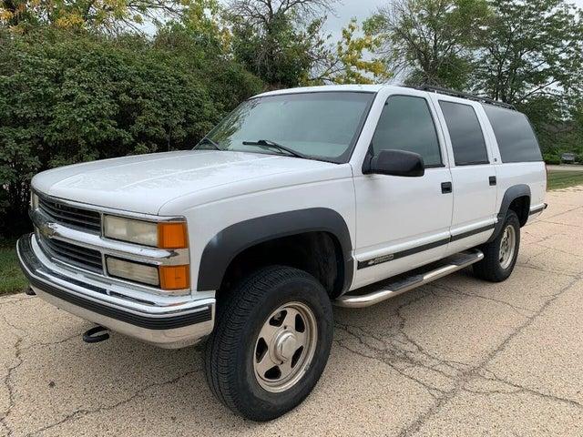 1998 Chevrolet Suburban K2500 4WD