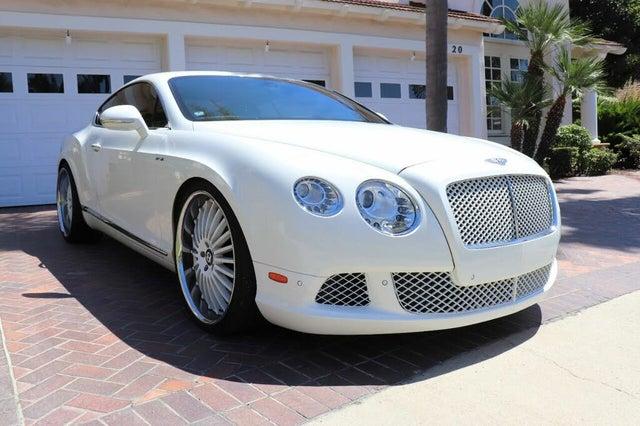 2013 Bentley Continental GT Speed AWD