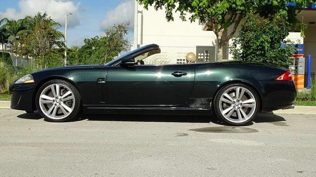 2011 Jaguar XK-Series XKR Convertible RWD