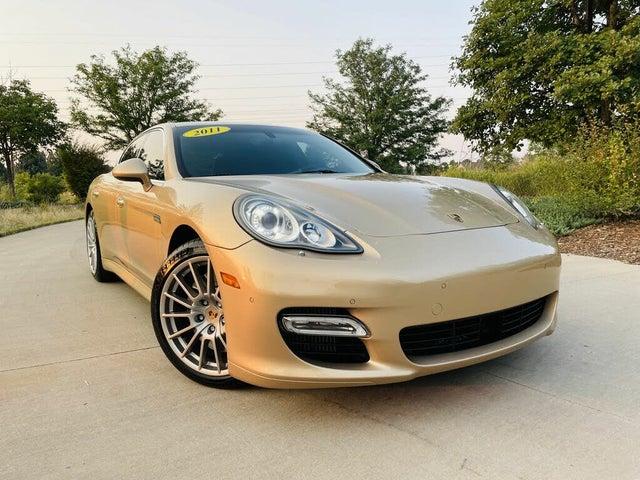 2011 Porsche Panamera Turbo AWD