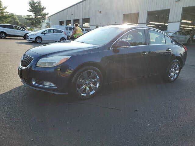 2012 Buick Regal Premium I Sedan FWD