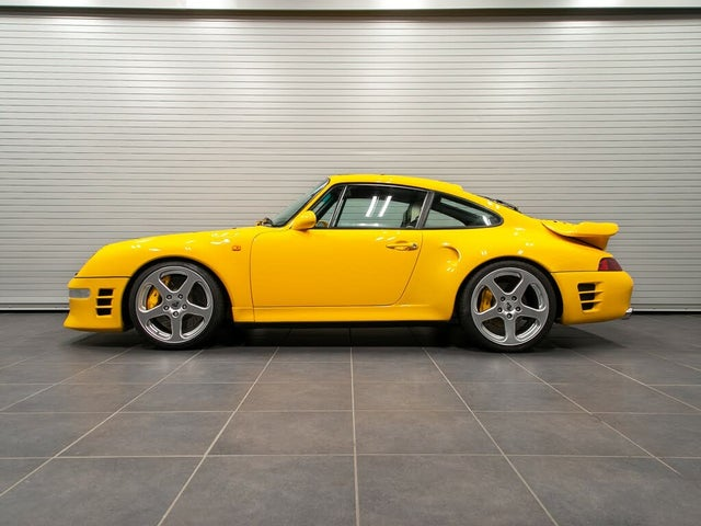 1997 Porsche 911 Turbo AWD