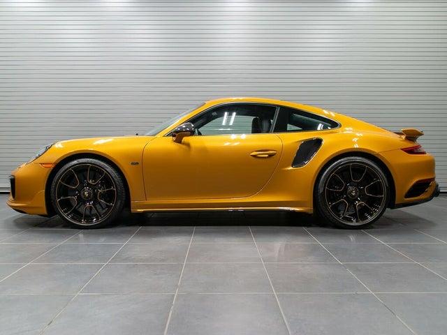 2018 Porsche 911 Turbo S Coupe AWD