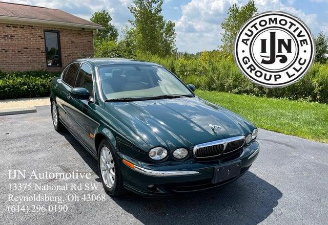 2003 Jaguar X-TYPE 2.5L AWD