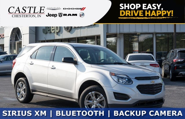 2017 Chevrolet Equinox LS FWD