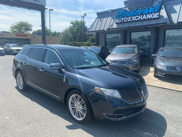 2013 Lincoln MKT EcoBoost AWD