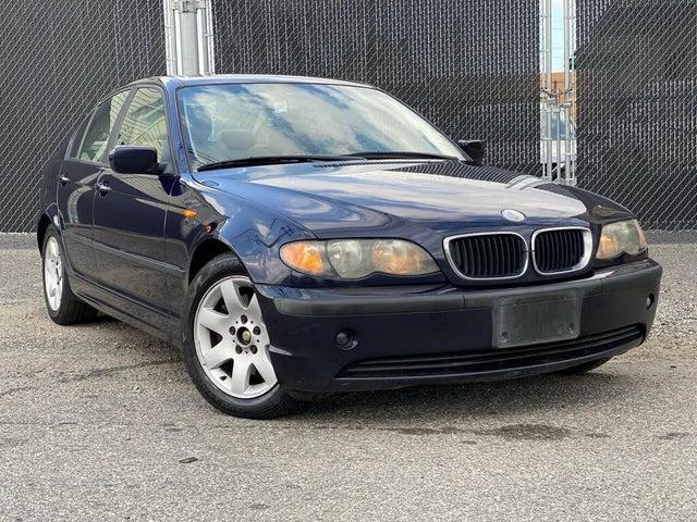 2003 BMW 3 Series 325i Sedan RWD