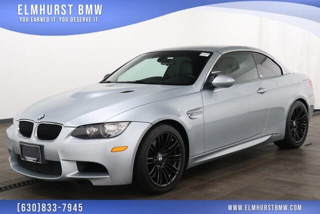 2011 BMW M3 Convertible RWD